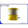China Luz de obstrução conduzida à prova de choque com vidro de Borosilicate alto resistente à corrosão wholesale