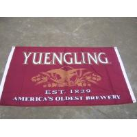 China Marketing Promotional Flags Advertising Banner Flags Angled Straight B1 Fire Proof wholesale