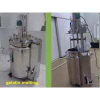Buy cheap Gelatin Capsule Machine With Movable Gelatin Melter / Service Tank from wholesalers
