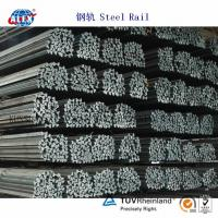 China Chinese standard Light steel rail GB9KG for mine ore wholesale