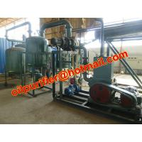 China Used Car Motor Oil Distillation Refinery Machine,Waste Black Engine Oil Recycling Equipment, decolorization wholesale