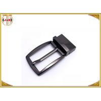 Buy cheap Simple Reversible Custom Metal Belt Buckles With Die-Casting Plating from wholesalers