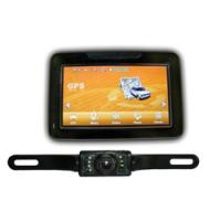 China 720p mobile DVR car gps and reverse camera with bluetooth ISDB-T wholesale
