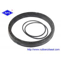 China High Pressure Rubber Lip Seal For Excavator PC100-5  PC120-5 SK100-1/3 Parts wholesale