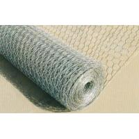 China PVC Galvanized Hexagon Metal Mesh Chicken Wire Mesh With Width 30cm To 200cm wholesale
