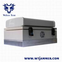 China 200-250W Cell Phone Jammer GSM WiFi 2.4G Gpsl1 Avoid Secure Information Leakage wholesale