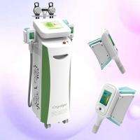 China 5 handles Advanced lipo freeze coolshape fat freezing machine for sale wholesale