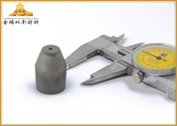 Quality Cemented Alloy Sand Clearing Tungsten Carbide Sandblast Nozzles High Temperature Resistance for sale