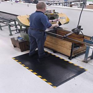 China Comfort Interlocking Anti Fatigue Floor Mats Industrial Standing Mat Safety wholesale