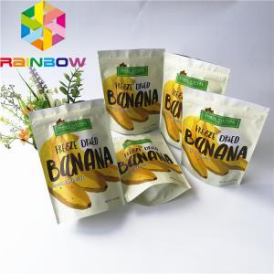 China Recyclable Aluminum Foil Bags Mylar Plastic Doypack Pouch For Pistachio Kernels Snack wholesale