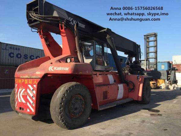 Quality Unloading Machine Used Container Handler 10050 * 4150 * 3070 Mm Dimensions for sale