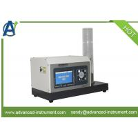 China ISO 4589-2&ASTM D2863 Minimum Oxygen Concentration Index Tester with LCD Display on sale