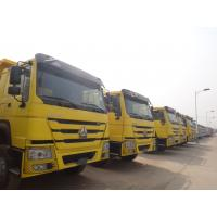 Buy cheap Reinforced Type howo dump truck price for sale-- CAMION from wholesalers