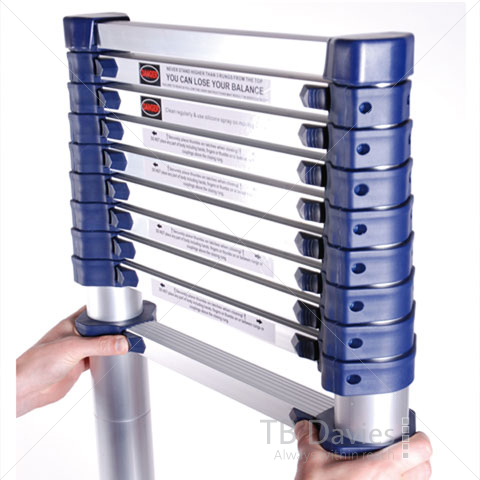 telesteps telescoping ladder