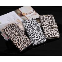 China Leopard Wallet Leather Case for Samsung Galaxy Note 2 N7100 (HFN7100L-04) wholesale