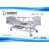 China 広範なヘッド フィート セクションと3機能調節可能なICUの病院用ベッド wholesale