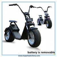China caigiees citycoco harley electric scooter wholesale