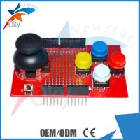 China JoyStick Shield For Arduino , Expansion Board Analog Keyboard and Mouse wholesale