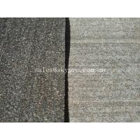 China Customized Printed Cork Soft Rubber Sheet Underlayment for Outdoor Carpeting wholesale