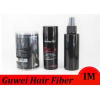 China Super Thicker Instant Hair Building Fiber , Hair Growth Tonic For Hair Loss wholesale