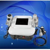 China 2013 Newest !! Ultracativation+Tripolar RF+Monopolar RF+vacuum portable liposuction machine on sale