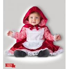 China Le bébé infantile blanc rouge costume le capuchon rouge 6087 de Lil pour la partie wholesale