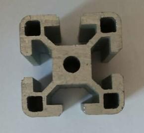 Buy cheap Perfil de aluminio industrial anodizado, planta de fabricación de aluminio 6063 T5 from wholesalers