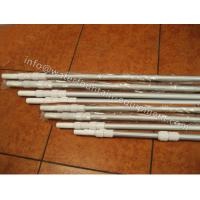China Various Colors Swimming Pool Cleaning Tools Telescopic Pole For Pool Cleaning wholesale