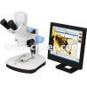 LED Digital Optical Microscope 500x With Digital Camera A32.2602
