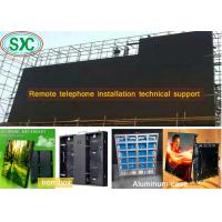 Buy cheap SMD Outdoor P5.95 LED Screen Billboard 1/7 Scan High Resolution Aluminum Cabinet from wholesalers