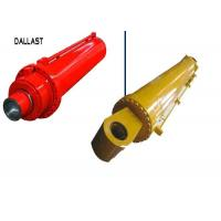 Buy cheap Flange Double Acting Hydraulic Ram Large Bore Size for Chain Bulldozer Big bucket from wholesalers