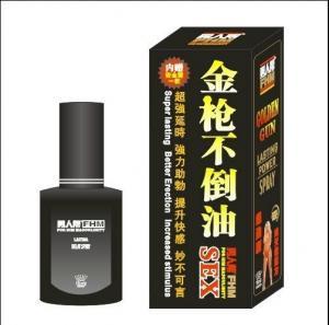China super lasting time Delay Spray sex oil delay spray wholesale