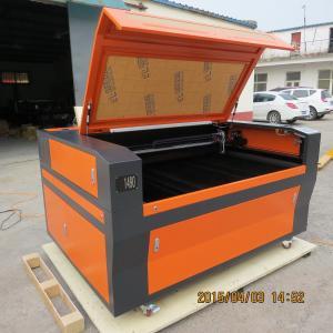 Buy cheap Machines de gravure industrielles de laser de conception moderne avec le commutateur de protection des eaux from wholesalers