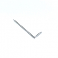 China 2.75X65MM Clinch Stainless Steel Nail , A2 Material With Ring Shank on sale