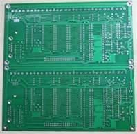 China Green Solder Mask 2 Layer Aluminum PCB with Immersion Gold for Communication System wholesale