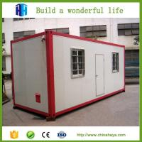 China 2017 wholesale 20ft 40ft container building and working container rooms design China company wholesale