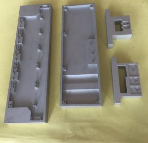Buy cheap O CNC moeu o alojamento de alumínio da eletrônica da precisão, fazendo à máquina from wholesalers