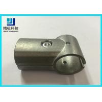 High Precision Aluminum Tubing Joints For PE Pipe / Aluminum Pipe  Zine Alloy Material for sale