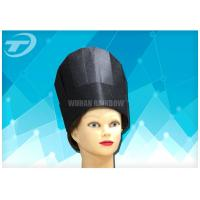 China Eco - Friendly Disposable Mob Cap / Breathable Soft Paper Chef Hats wholesale