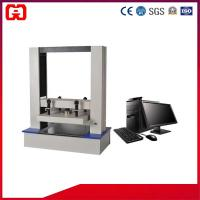 China Electronic  Paper  Tube/Carton/Box  Compressivestrength  Tester wholesale