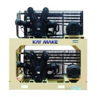 China Air Cooling High Pressure Air Compressor With High Strength Nylon Cooling Fan wholesale