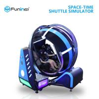 China 720 Degree Interactive Flight Simulator Shooting Game Virtual Reality Experience / VR Movie Theater Equipment wholesale