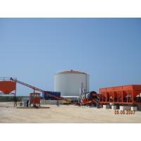 China Coal Tar Pitch Asphalt Storage Tank Simplified Operation Easy To Use on sale