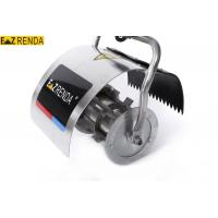 Buy cheap No tank find stone Electric Sand Mortar Cement Mixer / Small Concrete Mixer from wholesalers