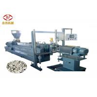 China 0-500rpm Revolutions Plastic Pelletizing Machine W6M05Cr4V2 Screw Material wholesale