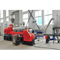 China 110L Kneader Two Stage Extruder 500-600 Kg/H Capacity ISO9001 Approval wholesale