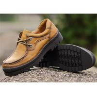 China Classic Design Waterproof Comfortable Casual Shoes Binding Upper Platform Type wholesale