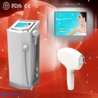 China 810 nm Diode Laser Hair Removal Machine / Equipment For Hairline / Lip Hair wholesale
