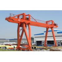 China MG Lifting Container Rail Mounted Gantry Crane on sale