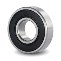 China 6201 2RS WATER PUMP BEARING BALL BERING WITH CHROME STEEL P0 GRADE wholesale